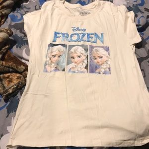 Frozen t shirt